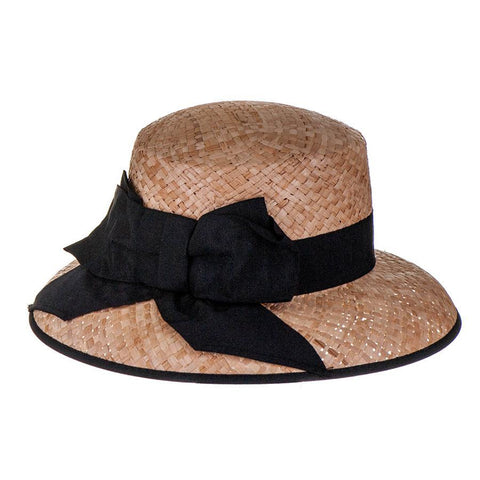 Natural Rafia Sun Hat