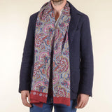 Nerva Fine Cashmere and Wool Italian Scarf