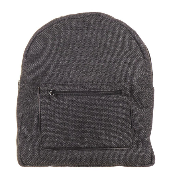 Anthracite Tweed Backpack