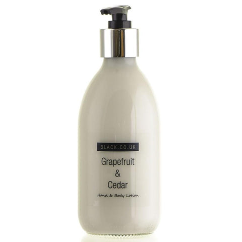 Grapefruit and Cedar Hand and Body Lotion