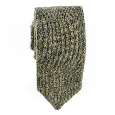 Country Knitted Cashmere Tie