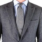Prince of Wales Check Wool Tie