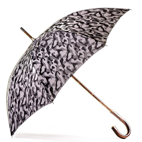 Grey Camouflage Luxury Umbrella