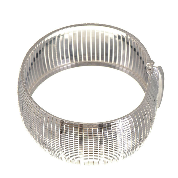 Lily Sterling Silver Cuff