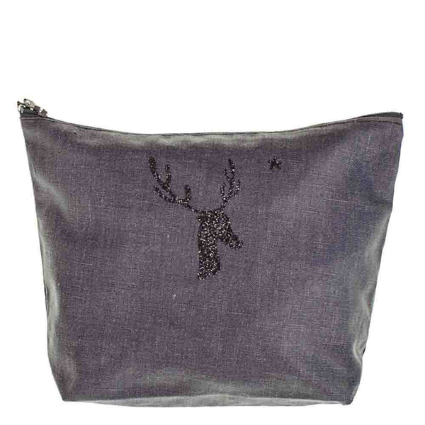 Vendome 'Deer' Large Make Up Bag