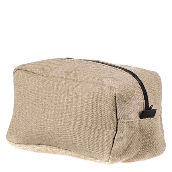 Men's Travel Linen Toiletry Bag