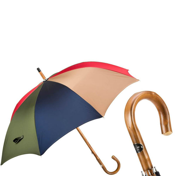 Multicolour Luxury Umbrella