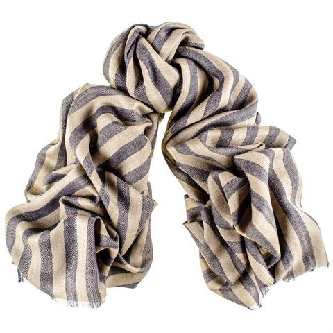 Welbeck Cashmere and Silk Scarf