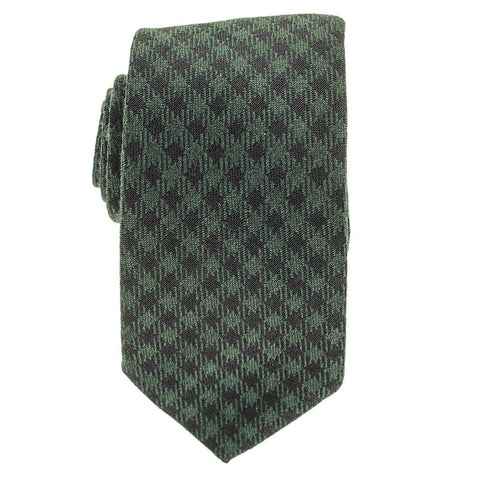 Arvo Italian Silk and Wool Tie