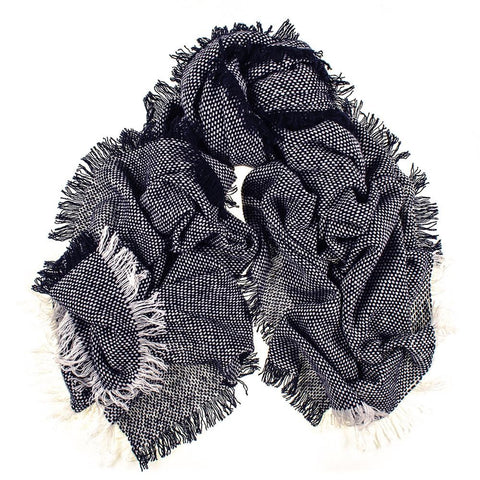 Antique Loom Italian Cashmere Scarf Collection