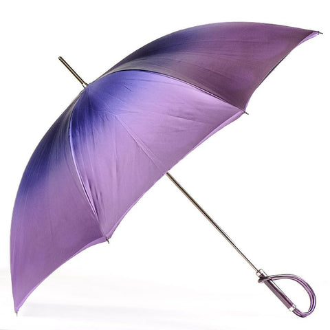 Violet to Wisteria Luxury Double Canopy Umbrella