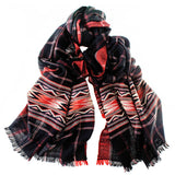 Chamba Himalayan Cashmere and Wool Scarf