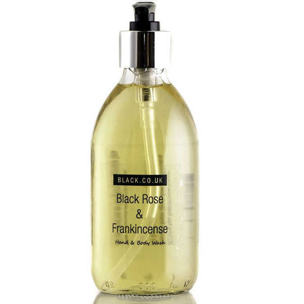 Black Rose and Frankincense Hand and Body Wash
