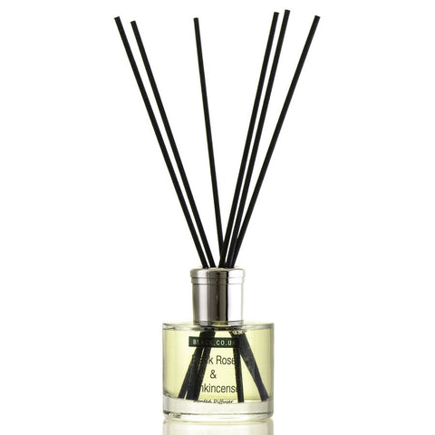 Black Rose and Frankincense Room Diffuser