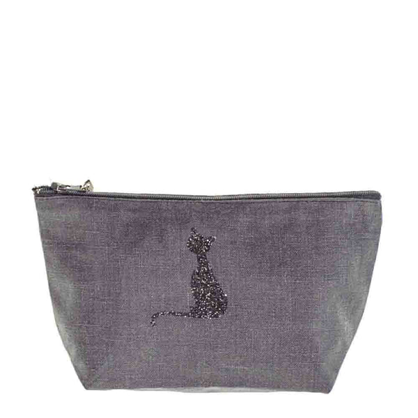 Vendome 'Pussy Cat' Medium Make Up Bag