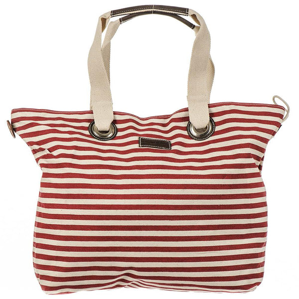 Valletta Cotton Beach Bag