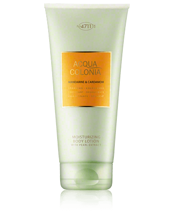 4711 Acqua Colonia Mandarine  And  Cardamom Body Lotion