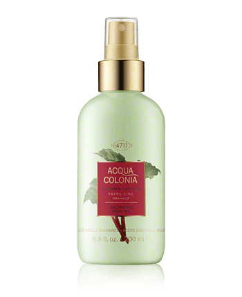 4711 Acqua Colonia Rhubarb  And  Clary Sage Body Oil