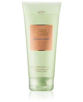 4711 Acqua Colonia White Peach  And  Coriander Body Lotion