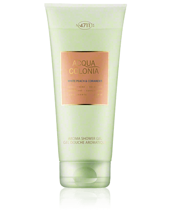 4711 Acqua Colonia White Peach  And  Coriander Shower Gel