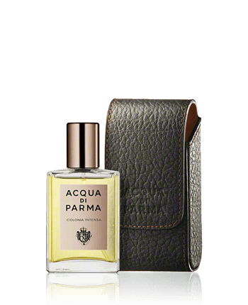 Acqua di Parma Colonia Intensa Eau de Cologne Leather Travel Spray