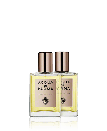 Acqua di Parma Colonia Intensa Eau de Cologne Travel Spray (2 x 30 ml)