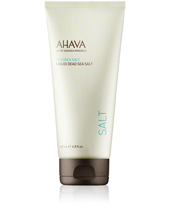 AHAVA Deadsea Salt Liquid Dead Sea Salt