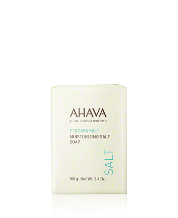 AHAVA Deadsea Salt Moisturizing Salt Soap