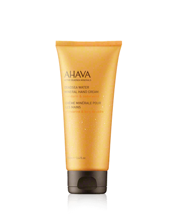 AHAVA Deadsea Water Mineral Hand Cream Mandarin  And  Cedarwood
