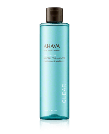 AHAVA Time to Clear Mineral Toning Water