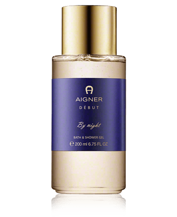 Aigner Début by Night Shower Gel