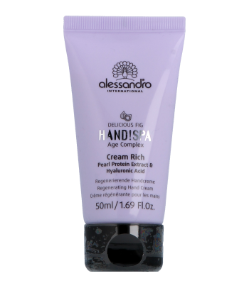 Alessandro Hand!Spa Age Complex Cream Rich Delicious Fig