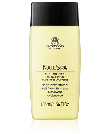 Alessandro NailSpa für alle Nageltypen Nail Polish Remover