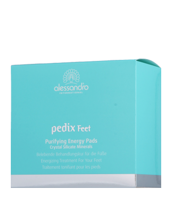 Alessandro Pedix Feet Purifying Energy Pads
