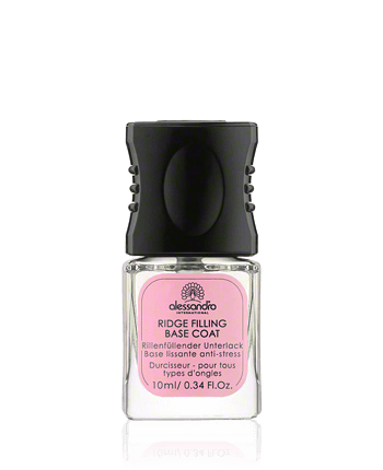 Alessandro Professional Manicure Prepare  And  Strengthen Ridge Filling Base Coat