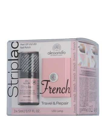 Alessandro Striplac French Travel  And  Repair Kit French French