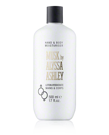 Alyssa Ashley Musk Hand  And  Body Lotion