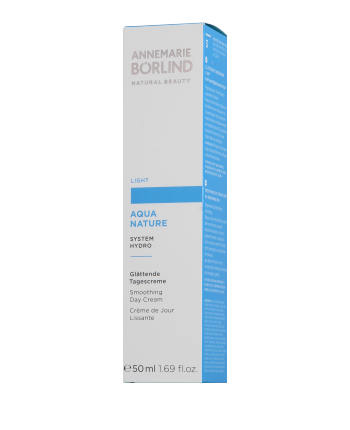 Annemarie Börlind Aquanature Glättende Tagescreme Light (50 ml)