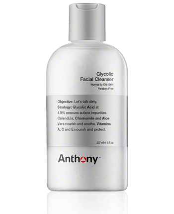 Anthony Face Glycolic Facial Cleanser