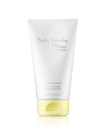 Betty Barclay Pure Pastel Lemon Shower Cream