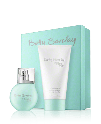 Betty Barclay Pure Pastel Mint Set mit Shower Cream
