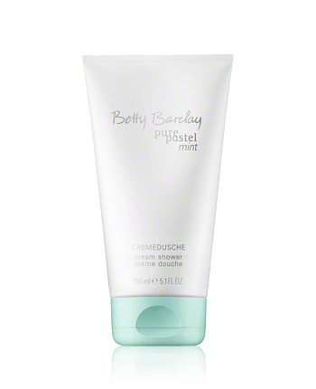 Betty Barclay Pure Pastel Mint Shower Cream