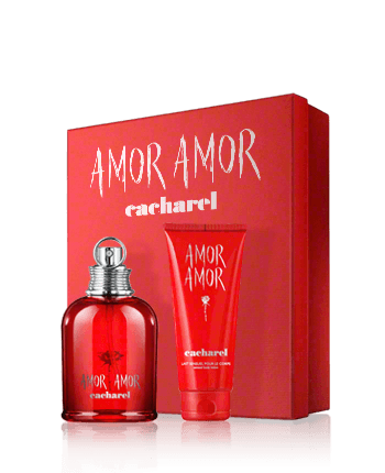 Cacharel Amor Amor Set mit Body Lotion