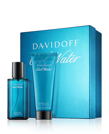 Davidoff Cool Water Set mit Shower Gel