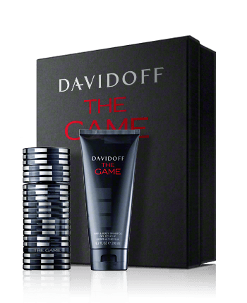 Davidoff The Game Set mit Shower Gel