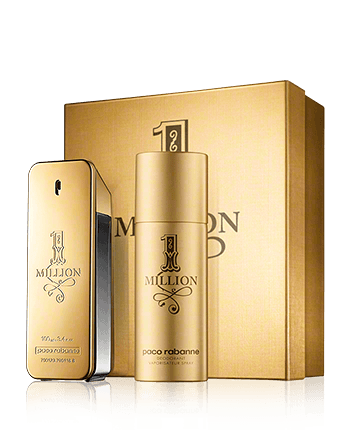 Paco Rabanne 1 Million Set mit Deodorant Spray