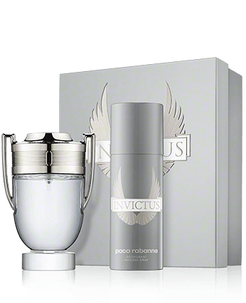 Paco Rabanne Invictus Set mit Deodorant Spray