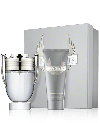 Paco Rabanne Invictus Set mit Shower Gel