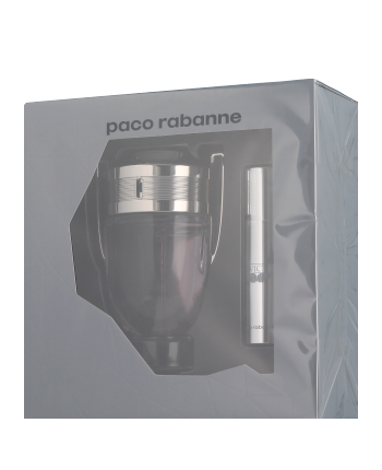 Paco Rabanne Invictus Set mit Travel Spray