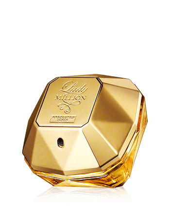 Paco Rabanne Lady Million Absolutely Gold Parfum Spray